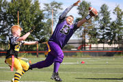 Check out these Next Level Sports Youth Flag Football League photos from week two action