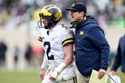 Grading Michigan's emotion-filled win over MSU