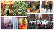 Holiday event guide 2018: Family fun, free activities, festivals and Christmas trees