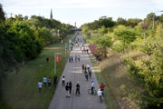 Camping in Detroit: Dequindre Cut to open overnight for urban outdoors experience