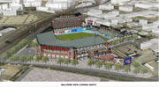 Skanska USA, which did design-build of Gillette Stadium, chosen as owner's project manager for Worcester's Polar Park