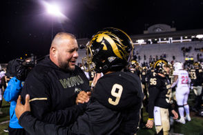 """KALAMAZOO, MI - The Western Michigan football team needed change. In the midst of a three-game losing streak, Tim Lester changed everything from the team's practice routine to his T-shirt, but ultimately, he made the difficult decision to let go of second-year defensive coordinator Tim Daoust one day after the Broncos surrendered 40-plus points for the third consecutive game in a 42-41 loss to Ball State. We can only speculate how the defense would have played under Daoust's control in Tuesday's regular-season finale against Northern Illinois, but one thing is certain -- under interim defensive coordinator Lou Esposito, it looked like a new unit. The defense held NIU (7-5, 6-2 MAC) to 14 points in the Broncos' 28-21 win over a Huskies team that had already clinched a berth in the Mid-American Conference title game. """"Obviously, when I made the change, it was hard on the guys,"""" Lester said of replacing Daoust with Esposito. 'They were shocked at first, and then they bound together, and we talked about making a change. """"I think we're a good football team, but that's not good enough. We need to be a great football team, so something needed to change. I challenged everyone to change something. I changed practice around, I changed anything I could, I changed what shirt I wore underneath my travel gear. We were all changing something, and they changed the way they played. It looked different, I think. The energy felt good, and they were flying around, launching themselves around, and I thought they did a really good job."""""""