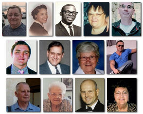 """The following are the obituaries that were published in The Republican on Dec. 14, 2018. To read each full obituary, click on the name. (To open an obituary in a new tab, RIGHT-click on the name and then click """"open link in new tab"""")"""
