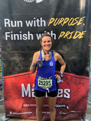 Geneseo grad did it: 7 marathons in 7 days (and the results are surprising)