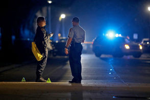 A 13- and 17-year-old were shot while they were on a porch in the Broadmoor area Friday night, police said. The 13-year-old, who was struck once in the abdomen, and a 17-year-old boy, who was struck once in the buttocks, were in stable condition, said NOPD spokesman Juan Barnes.