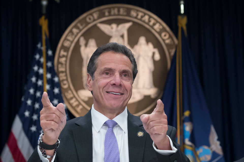 Andrew Cuomo's strengths