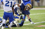 Archbishop Hoban's second win vs. a Division I power further cements its spot in cleveland.com state football rankings