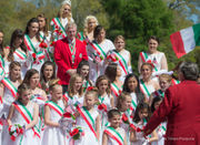 See photos from the Italian American St. Joseph Society maid presentation