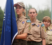Historic Oregon Boy Scout Camp welcomes first girl 'prototroops'