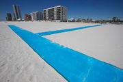 Gulf Shores adds 'handicap access mat' at Gulf Place