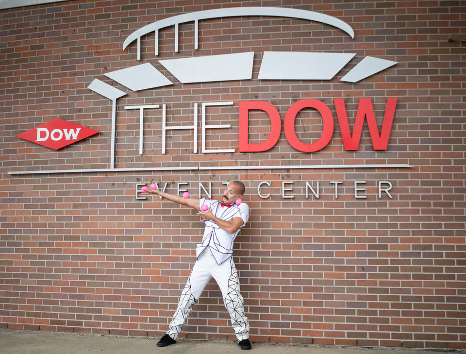 Cirque du Soleil is coming to The Dow event center in Saginaw