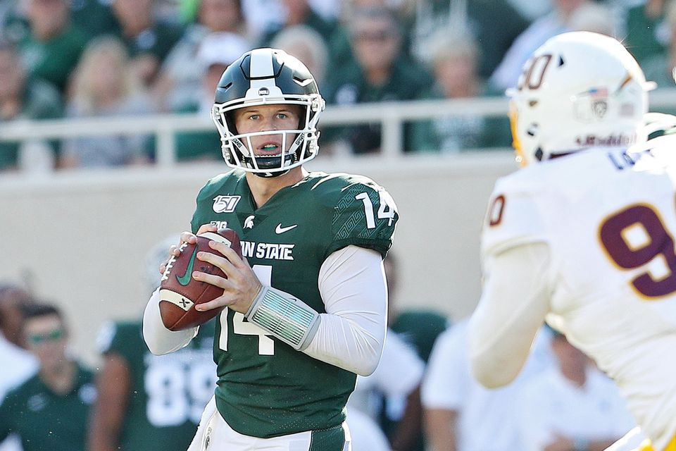 Big Ten power rankings: Michigan State's season already at a tipping point