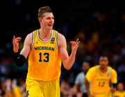 March Madness 2018 buzz: Michigan star plays like a Bird; a tweet celebrates Villanova's 3s