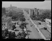Detroit's Woodward Avenue is one of America's most iconic roads