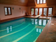 For sale in Upstate NY: Hunter Mountain retreat home with indoor pool for $2.29M