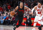 Portland Trail Blazers' CJ McCollum named Western Conference Player of the Week