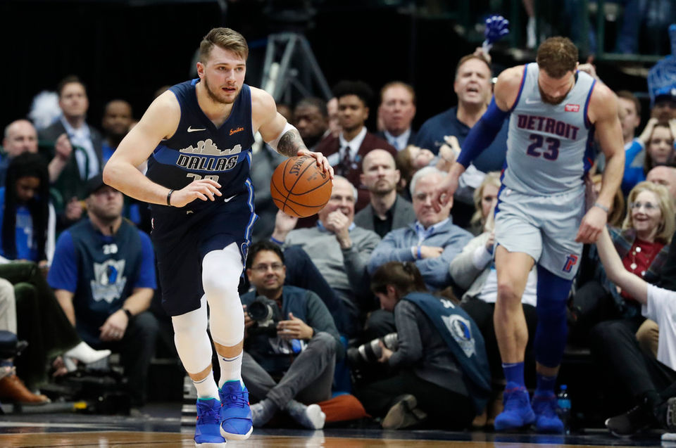 1d5647e410f6 Could Cleveland Cavaliers have traded up for Luka Doncic in 2018 NBA Draft   Hey