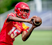 Saginaw-area's Top 15 quarterback-receiver combos to watch in 2018