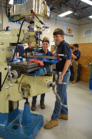 Greenfield Community College, Franklin County Technical School partner with industry on workforce development