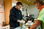 What happens in the workplace with legalized recreational marijuana