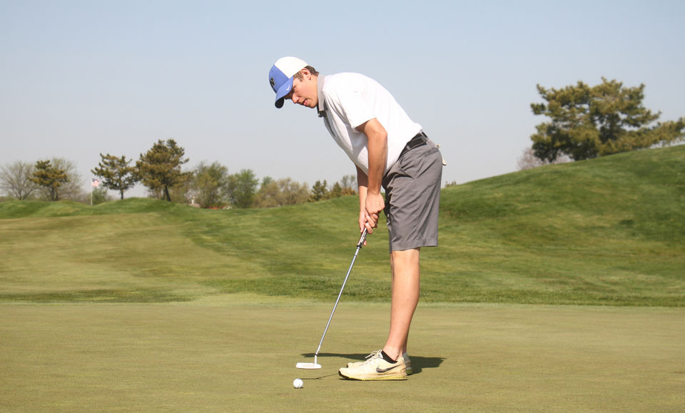 Clearview boys golf takes third at Arena