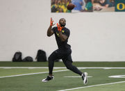 Kani Benoit, Arrion Springs lead pack of former Ducks looking to keep windows open at pro day
