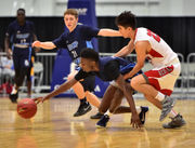 In Photos: Bishop Grimes tops Jamesville-DeWitt to advance to Class A basketball final