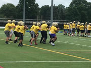 High school football practice opens for 2018