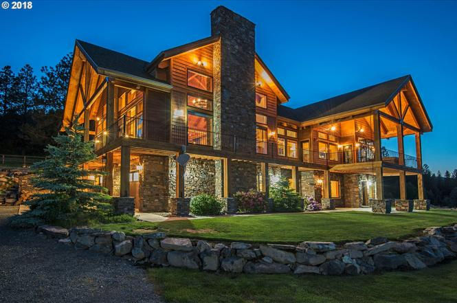 The most expensive home for sale in each of Oregon's 36 counties