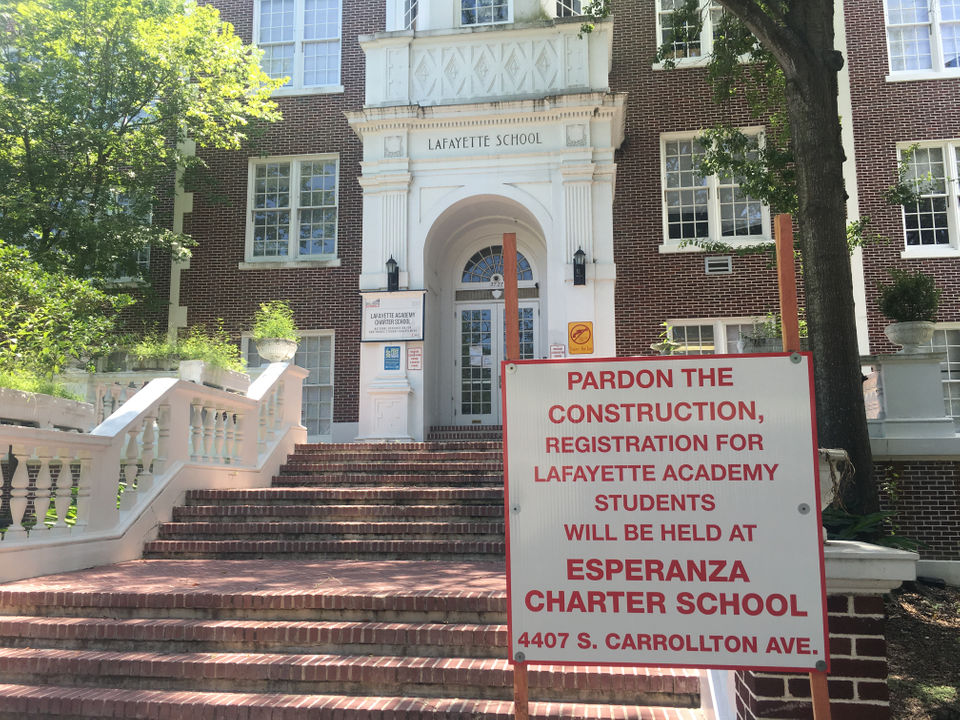 'Grave errors' by contractor in asbestos removal force Lafayette Academy to close campus