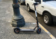 Portland's e-scooter trial rolling along and ramping up