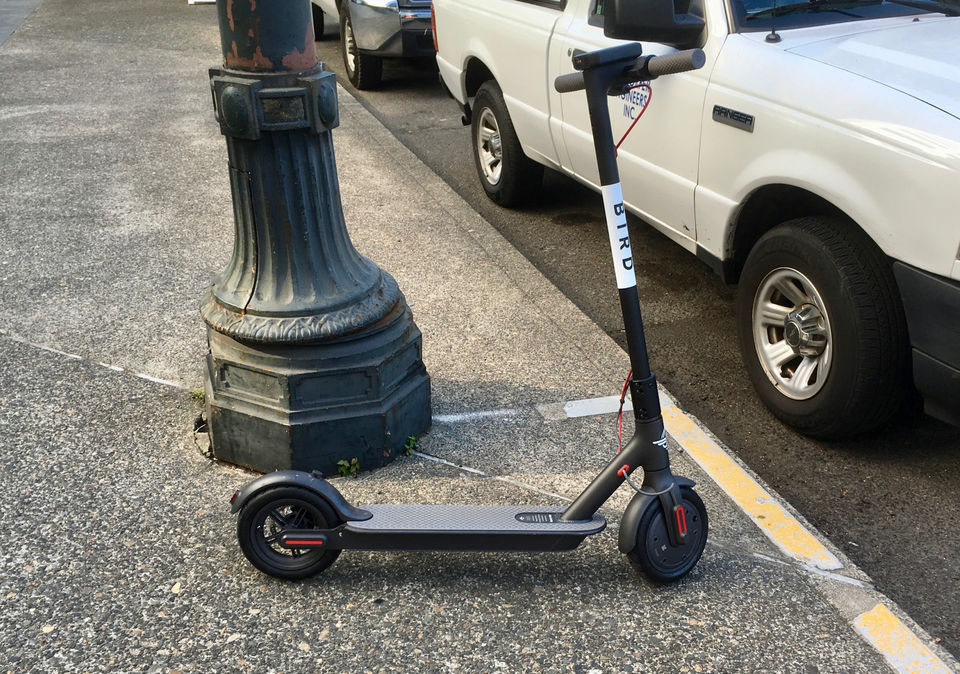 Portland's e-scooter trial rolling along and ramping up | OregonLive com