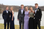 Hackett Catholic Prep dances under a 'City of Lights' for 2018 prom