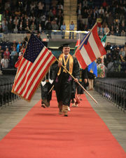 More than 1,000 walk the stage at American International College's 2018 Commencement in downtown Springfield (photos)