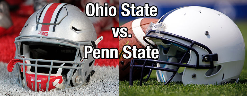 Image result for osu vs penn state