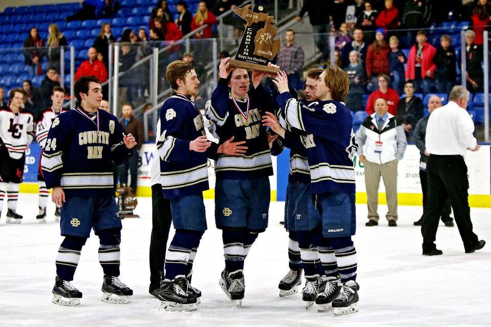 Michigan Boys High School Hockey Rankings For Dec 12 Mlive Com