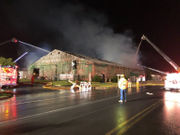 Shuttered Poconos resort heavily damaged by blaze, report says