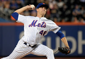 By CHARLIE De BIASE JR. It's official. The Mets' Jacob deGrom received word earlier Wednesday that he's the 2018 recipient of the National League Cy Young Award in a runaway vote. And that might be putting it lightly. deGrom, in fact, earned 29 of 30 first-place votes to become the fourth Mets hurler to take home the prestigious award. Naturally, social media had plenty to say over deGrom's honor and SILive.com will share some of those Twitter posts in this slideshow. Enjoy! Simply the best: