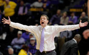 Will Wade thanks fans after first season as LSU basketball coach