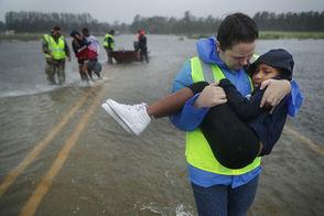 Best Hurricane Florence Photos