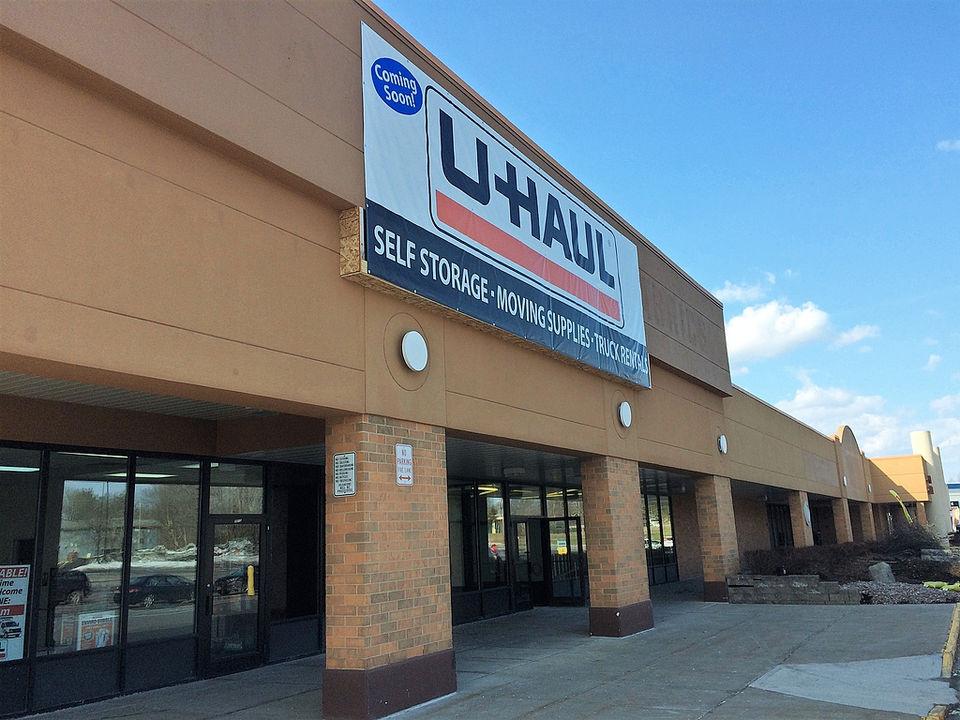 U Haul To Turn Empty Stores At Struggling Seneca Mall In