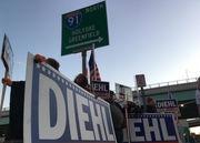 US Senate race: Elizabeth Warren, Geoff Diehl spar over Puerto Rico hurricane response, public discourse at Springfield debate