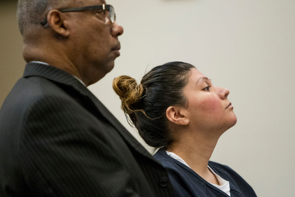 Mother whose son was killed by her boyfriend sentenced for perjury
