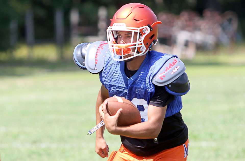 Millville Football Preview 2018 With Practice Photos Nj Com