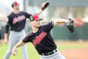 Cleveland Indians pitcher Josh Tomlin inspired by his father -- Terry Pluto (photos)