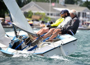 80th Lightning Anniversary Regatta on Skaneateles Lake