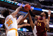 Another last-second shot lifts Loyola to upset win over Tennessee for Sweet 16 bid