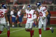 Can Giants' Eli Manning throw deep? Or is his arm shot? Why Giants aren't connecting on long balls