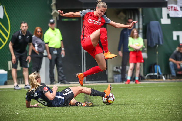 NWSL hopes moving games to evening slot on ESPNews will boost attendance, ensure player safety