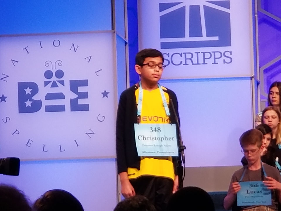Monday deadline for 'early bird' entries for The Jersey Journal's 60th annual Hudson County Spelling Bee